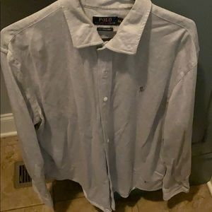Men's Polo Ralph Lauren Knit button down